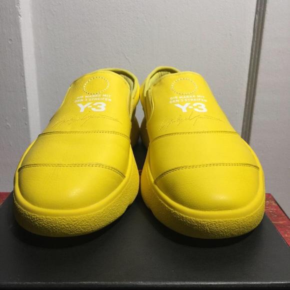 Y-3 Shoes   Y3 Tangutsu Slipon Sneakers